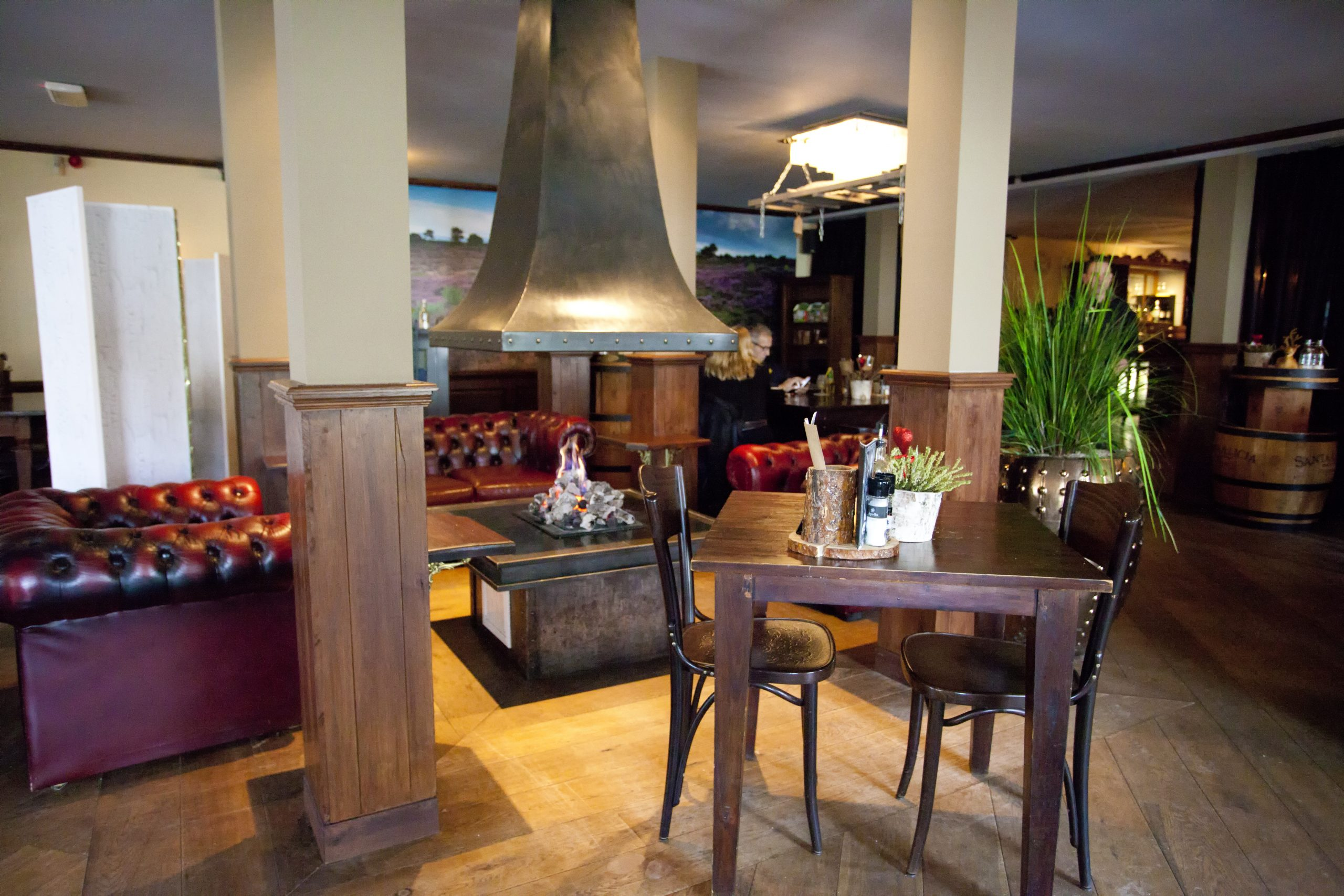 Bezorgrestaurant op Droompark Hooge Veluwe