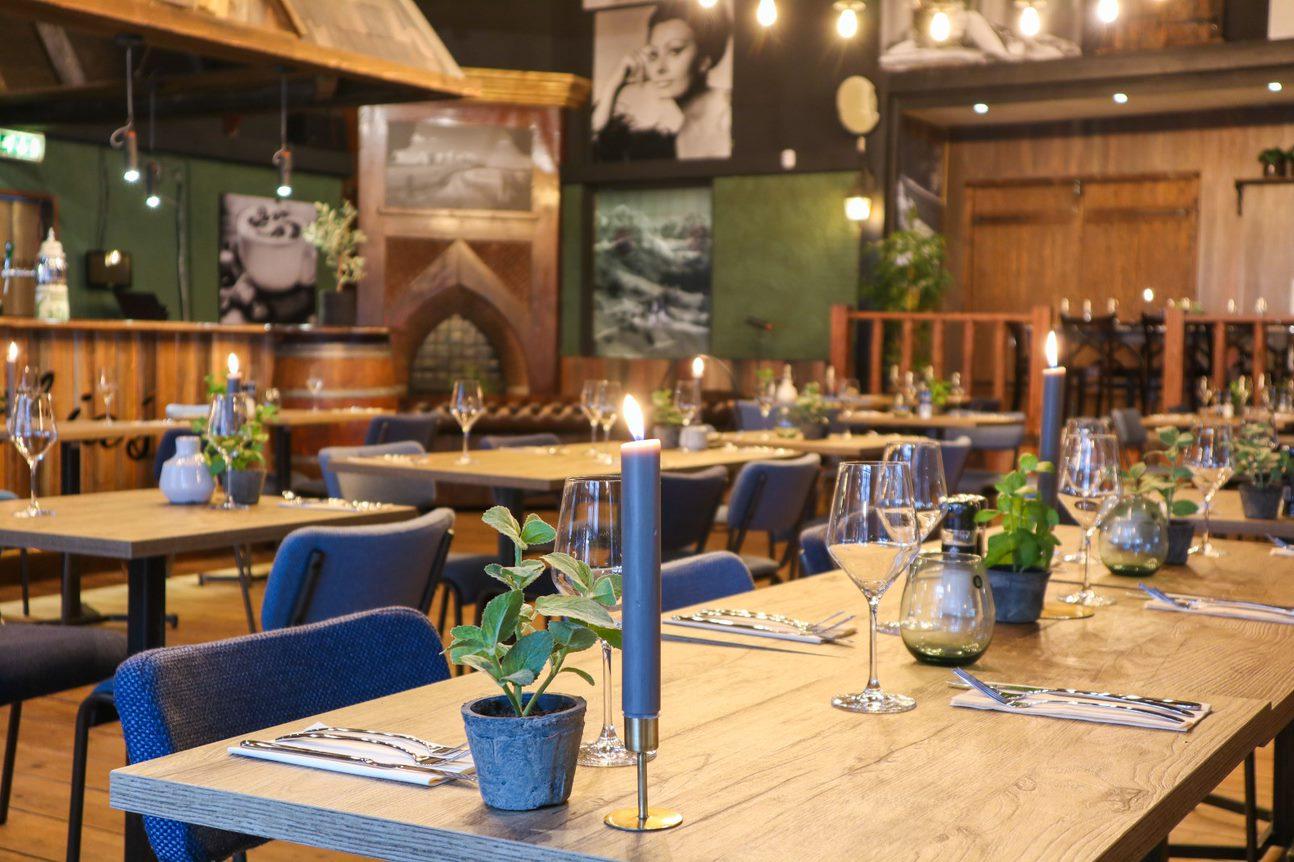 Bezorgrestaurant op Droompark Beekbergen